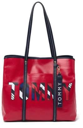 Tommy Hilfiger Roma Tommy Logo Tote