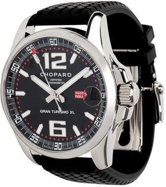 Chopard Black Steel Watches