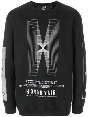 Hood by Air Movie sweatshirt