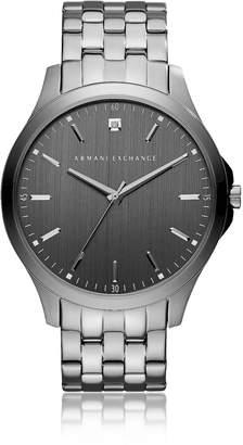 Armani Exchange Hampton Grey Men's Watch