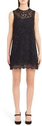 Dolce & Gabbana Lace Shift Dress