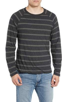 Jeremiah Gunnison Reversible Raglan Sleeve T-Shirt