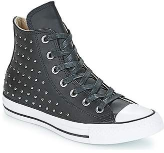 Black Converse High Tops - ShopStyle UK a9b745374