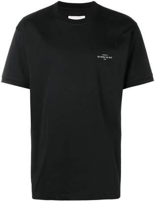 Ih Nom Uh Nit logo print T-shirt