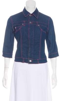 Dolce & Gabbana Denim Casual Jacket