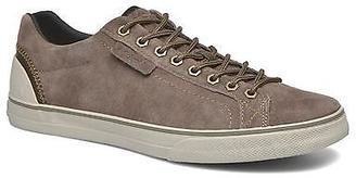 Men's Vulc Camp 4 Winter Trainers in Brown