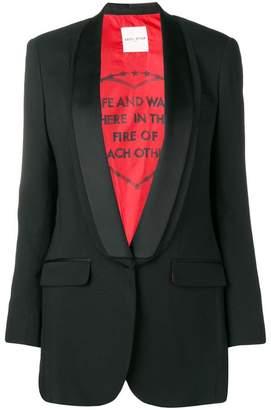 Each X Other shawl collar blazer
