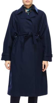 Rochas Coat Coat Women