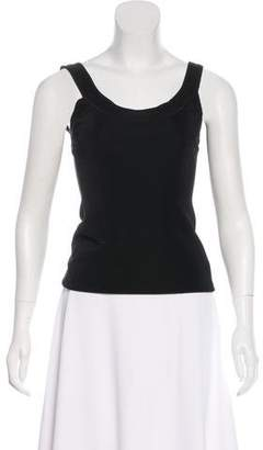 Jean Paul Gaultier Sleeveless Knit Top