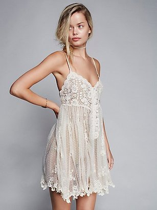 Free People Say Hello To Heaven Slip $128 thestylecure.com