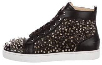 Christian Louboutin Pik Pik Flat Sneakers