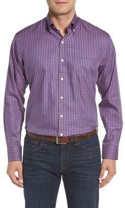Peter Millar Queen Anne Regular Fit Gingham Sport Shirt