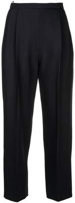 DELPOZO high waisted cropped trousers