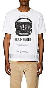"Undercover Men's ""Order-Disorder"" Cotton T-Shirt - White"