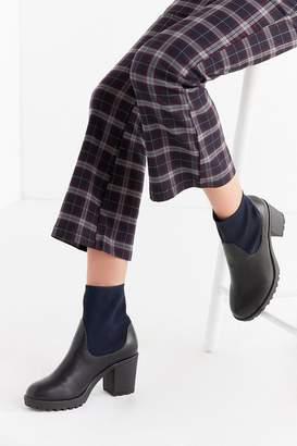 Urban Outfitters Mia Lug Sole Glove Boot