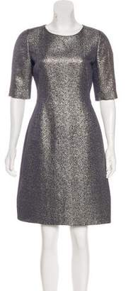 Akris Silk-Blend Dress w/ Tags
