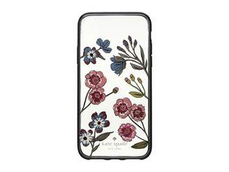 Kate Spade Jeweled Meadow Clear Phone Case for iPhone X