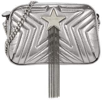 Stella McCartney Small Quilted Faux Leather Shoulder Bag