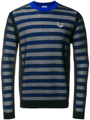 Kenzo Mini Tiger striped jumper