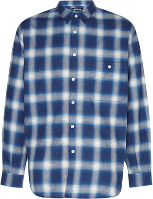 Adaptation Classic Plaid Button Up
