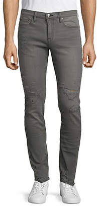 Frame Classic Skinny Jeans