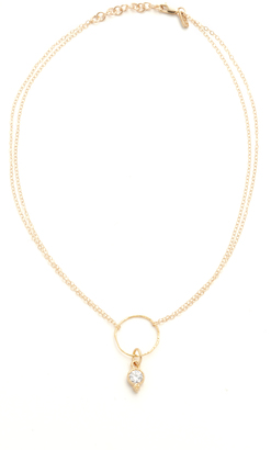 Vanessa Mooney The Melodie Necklace $88 thestylecure.com
