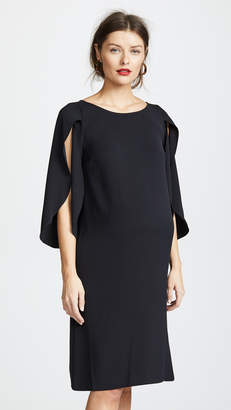 Ingrid & Isabel Tulip Sleeve Shift Dress