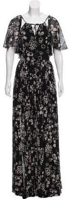 Rebecca Minkoff Floral Maxi Dress