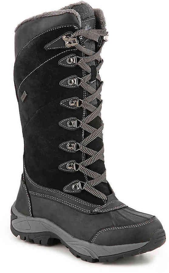 Women's Rebecca Snow Boot -Black