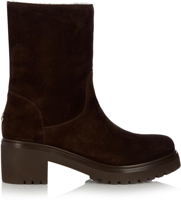 MonclerMONCLER Cassandre ankle boots