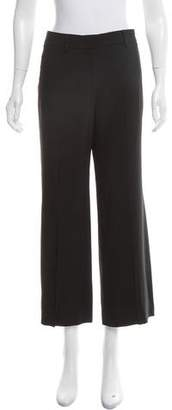 Emilio Pucci Mid-Rise Wide-Leg Pants w/ Tags
