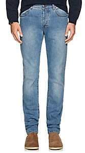 Isaia Men's Slim Jeans - Lt. Blue