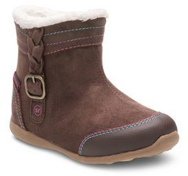 Stride Rite Made 2 Play Marjorie Toddler Girls' Ankle Boots $40 thestylecure.com