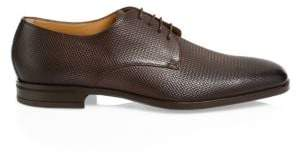 HUGO BOSS Kensington Printed Derby Shoes