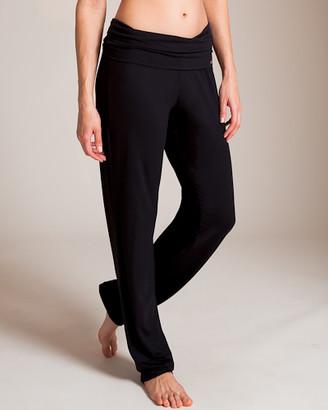 Hanro Yoga Foldover Pant