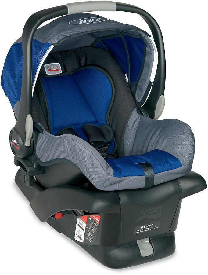 BOB Trailers BOB B-Safe Infant Car Seat - Navy