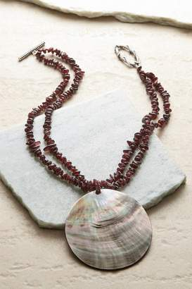 Soft Surroundings Shell Reef Necklace