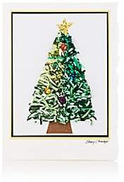 Constance Kay Christmas Tree Holiday Card