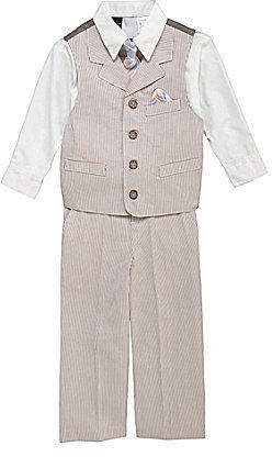 Class Club 2T-7 4-Piece Vest Set