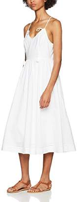 Juicy Couture Women's Sw Tie Maxi Dobby Dress,8 (Manufacturer Size:Small)