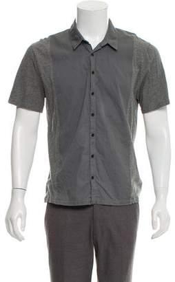 Alexander Wang Short Sleeve Casual Shirt