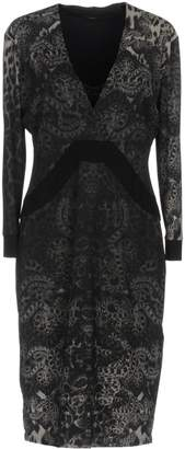 Roberto Cavalli Knee-length dresses - Item 34749317QH