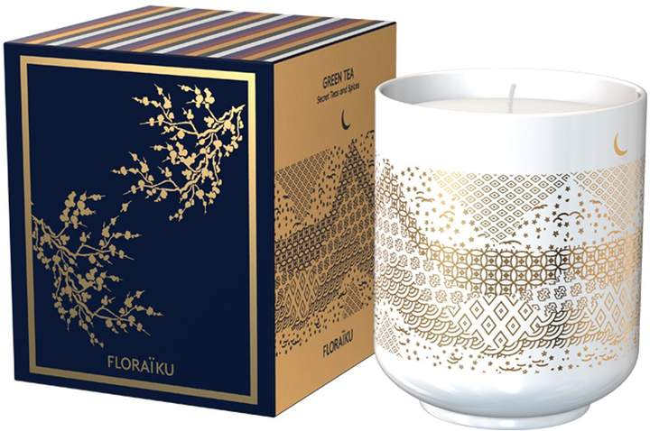 Floraiku Green Tea Candle