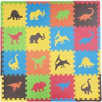 Tadpoles Playmat Set 16-Piece Dino