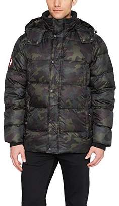 CANADA WEATHER GEAR Men's Down Jacket