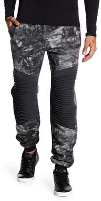 TR PREMIUM TR Premium Mens Tie Dye Fashion Fleece Joggers
