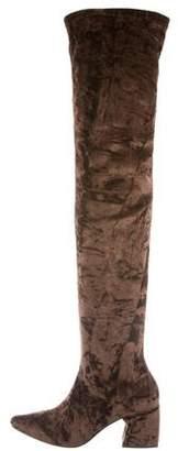 Rachel Comey Hawks Over-The-Knee Boots