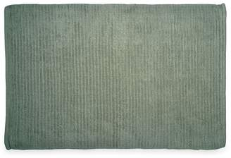 DKNY Khaki Cotton 'Mercer' Bath Mat