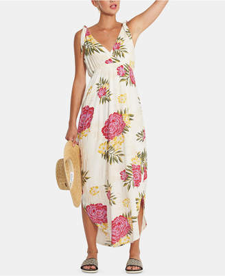 a62e53cbc917 Billabong Juniors' Floral Print Maxi Dress