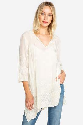 Johnny Was Antik Lace Flare Tunic